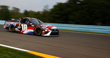 Penalty report: Two Cup teams, two Xfinity teams fined for lug-nut violations at The Glen