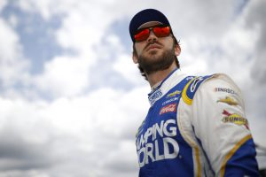 CONCORD, NORTH CAROLINA - MAY 29: Daniel Suarez, driver of the #99 Camping World Chevrolet, walks the grid during qualifying for the NASCAR Cup Series Coca-Cola 600 at Charlotte Motor Speedway on May 29, 2021 in Concord, North Carolina. (Photo by Jared C. Tilton/Getty Images) | Getty Images
