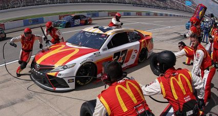 Penalty report: Three Cup Series teams penalized out of Michigan