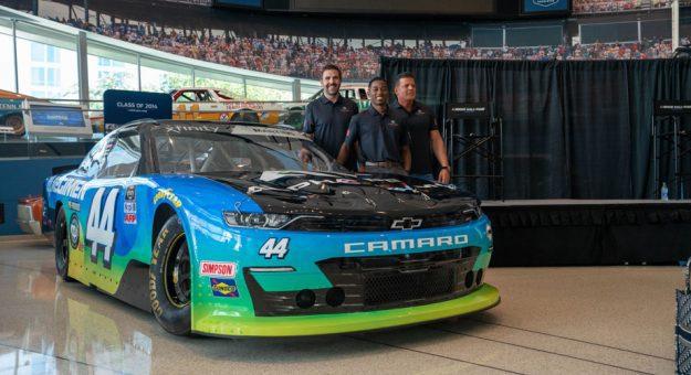 Rajah Caruth New Xfinity Team