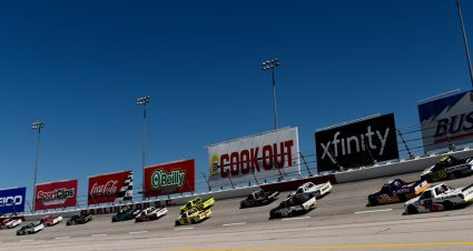 Darlington gets its first taste of the Camping World Truck Series Playoffs