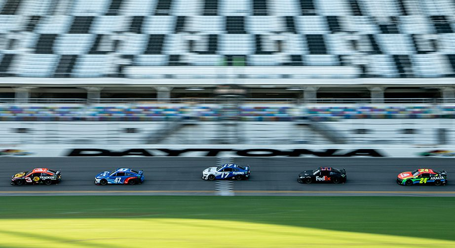 NASCAR, along with eight drivers, completes two-day Next Gen test at Daytona - NASCAR