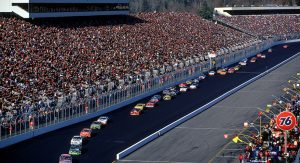 New Hampshire 2001 race