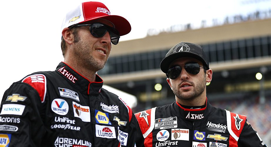 Alan Gustafson on 600 Cup Series starts: 'It's changed a lot' - NASCAR