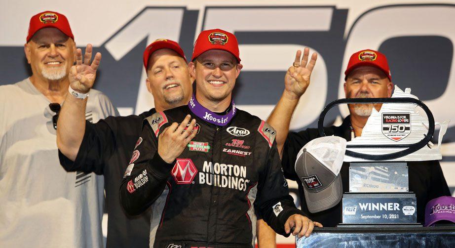 NASCAR Whelen Modified Tour championship team owner Ed Partridge dies - NASCAR