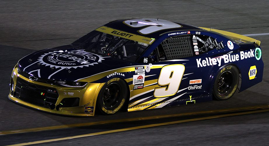 Elliott rebounds with top-five Richmond finish after pit-stop miscue - NASCAR