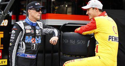 NASCAR national series clinching scenarios at Bristol