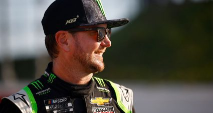 Kurt Busch making most of transitional year, building with 23XI and giving Ganassi a proper send-off
