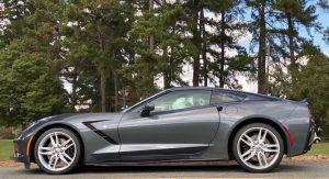 2021sept16 Ricky Craven Corvette