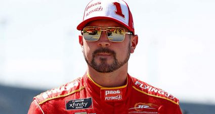 Josh Berry to sub for Michael Annett in JR Motorsports' No. 1 Chevy at Bristol