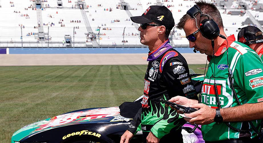 Rodney Childers, Harvick's crew chief, staying with SHR 'for years to come' - NASCAR