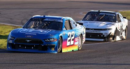 Respect between Allmendinger, Cindric remains mutual after Bristol tussle