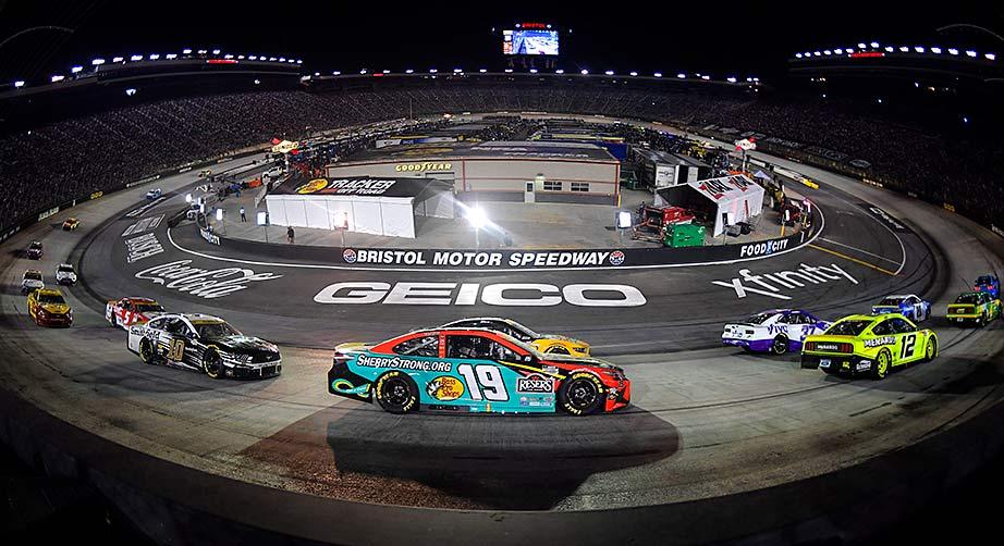 Five teams fined for lug-nut violations after Bristol tripleheader weekend - NASCAR
