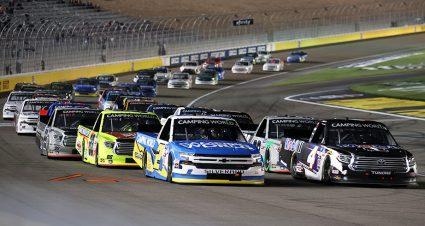 Analysis: 2021 Camping World Truck Series' Round of 8 playoff tracks