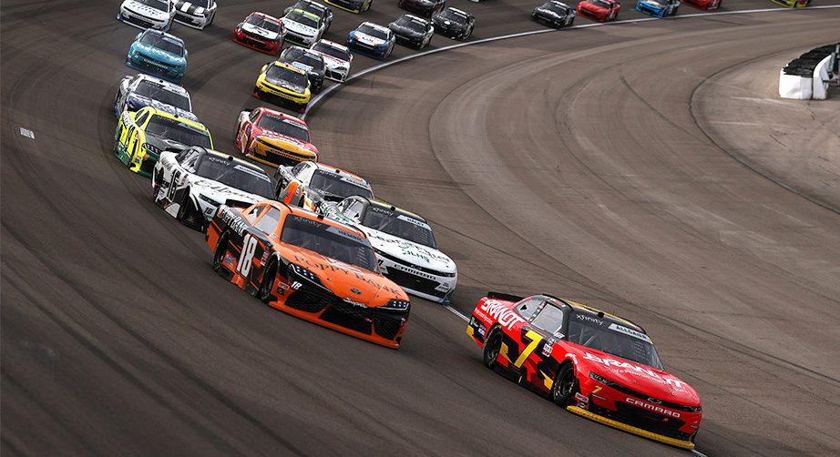 Analysis: 2021 Xfinity Series' Round of 12 playoff tracks - NASCAR