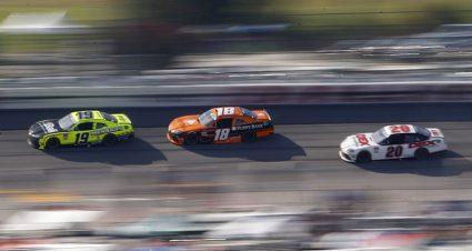 Joe Gibbs Racing's Xfinity Series trio settling in for postseason push