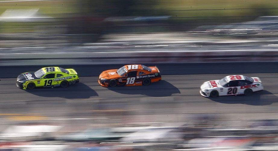 Joe Gibbs Racing's Xfinity Series trio settling in for postseason push - NASCAR