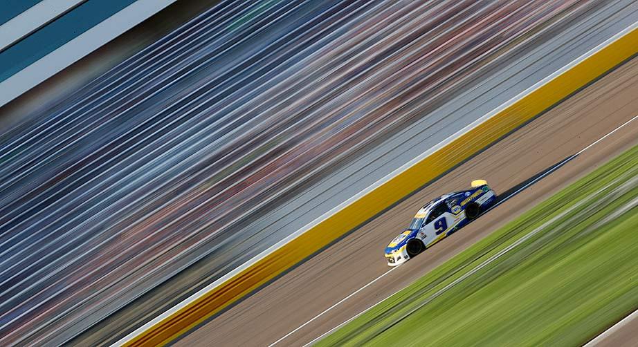 Elliott second, but results do vary for Hendrick Motorsports at Vegas - NASCAR