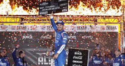 If you bet the favorite in every NASCAR Cup race this season, this is how you would be faring