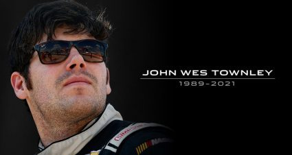 Former driver John Wes Townley, 31, dies in Georgia shooting
