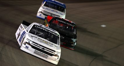 NASCAR suspends Truck Series crew chief Troconis indefinitely