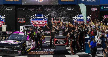 Brandonbilt Motorsports validated by Talladega win