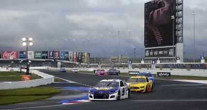 Charlotte Roval 101: Elimination race forecast, twists and turns, wet weather tire info and more