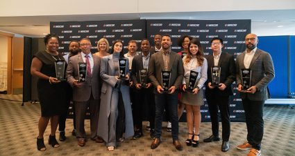 NASCAR Drive for Diversity Awards celebrate diversity and inclusion champions across industry