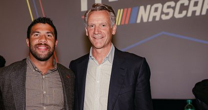 'Surreal' moment for Bubba Wallace at Diversity Awards after first win