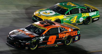 NASCAR official says talks with Elliott, Harvick coming after Roval run-in