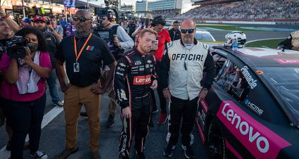 Road-course improvement lifts Tyler Reddick, RCR in second-place Roval run