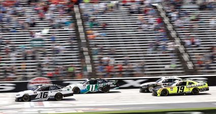 Analysis: 2021 Xfinity Series' Round of 8 playoff tracks