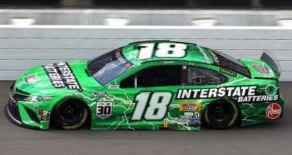 Joe Gibbs Racing extends partnership with Interstate Batteries in multiyear deal