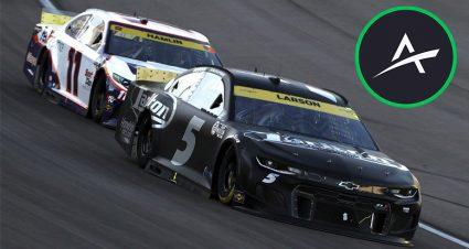 The Action Network: The smart way to bet Larson vs. Hamlin at Texas
